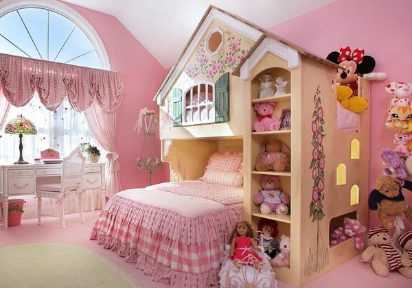 идеи за обзавеждане на детска стая