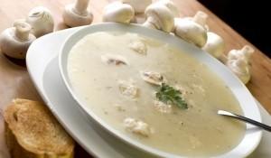 крем супа, гъби, пиле, списание родител, родител.бг