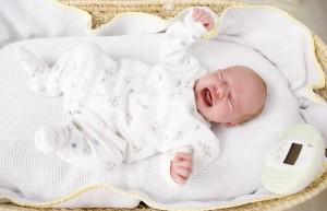 Бебе, плач, колики, Списание Родител, roditel.bg
