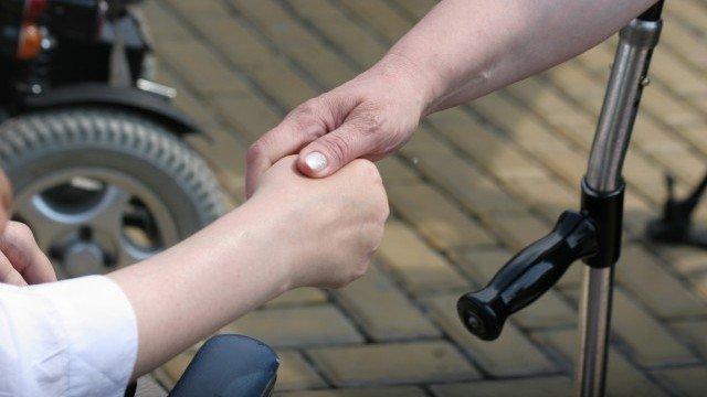 протест деца увреждания