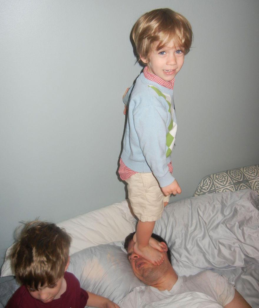 татковци, забавно, списание родител, roditelbg