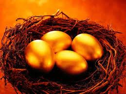 златни яйца