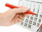календар, бременност, термин калкулатор