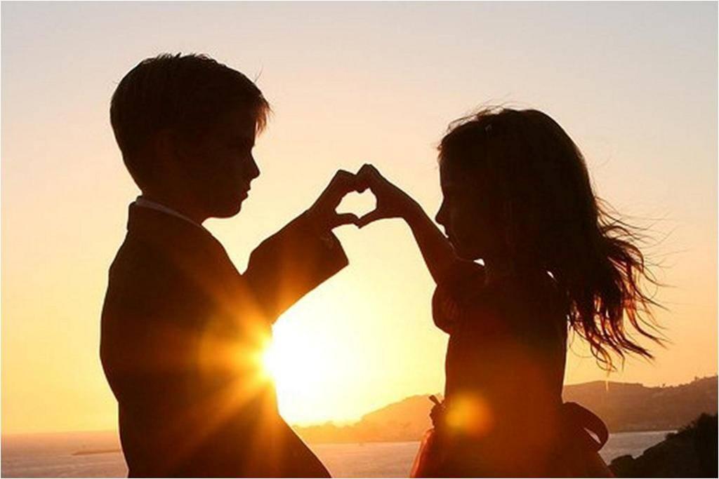 любов деца
