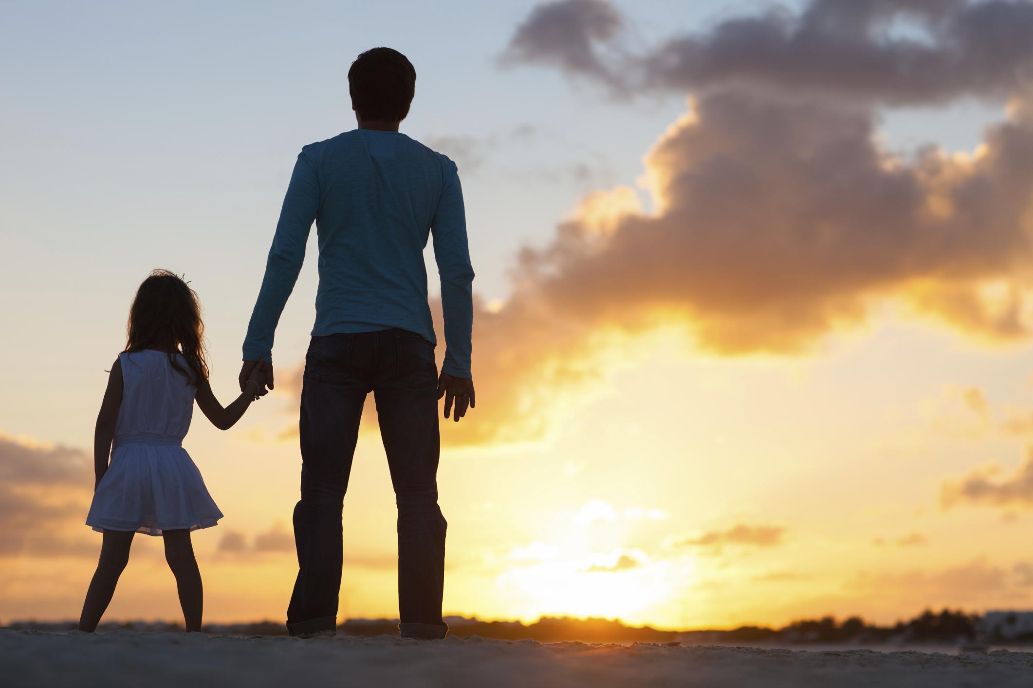 баща, дъщеря, връзка, списание родител
