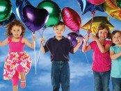 деца детски панаир празник