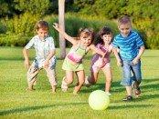 деца, игри 1 юни