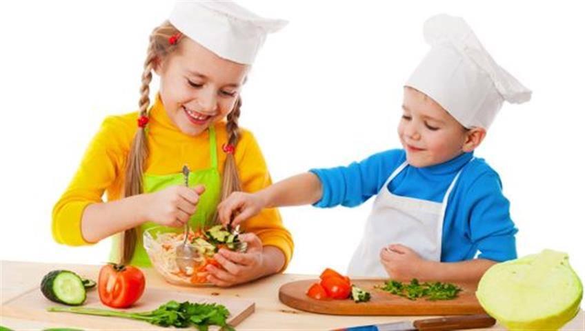 деца, полезно хранене, храни, мозъчна дейност