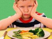 капризно дете храна