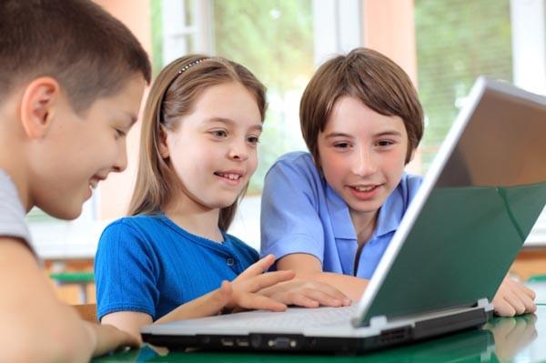 компютър деца технологии