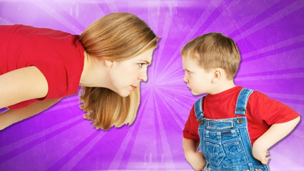 викове възпитание дете