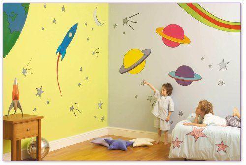 идеи стени детска стая 16