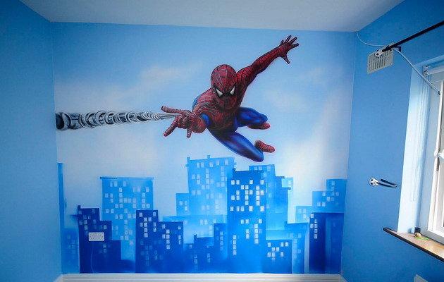 идеи стени детска стая 22