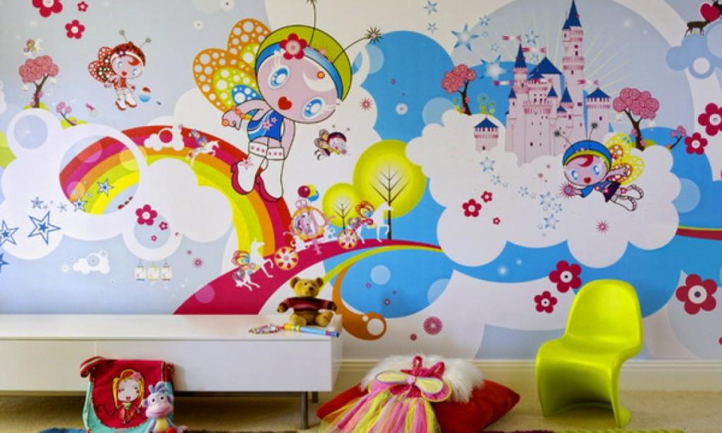 идеи стени детска стая 23