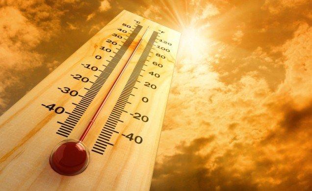 лятна жега