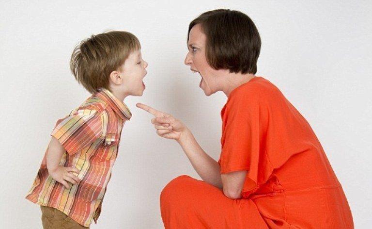 възпитание майка дете