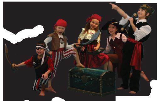 деца пирати