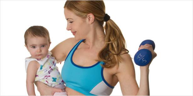 упражнения след раждане