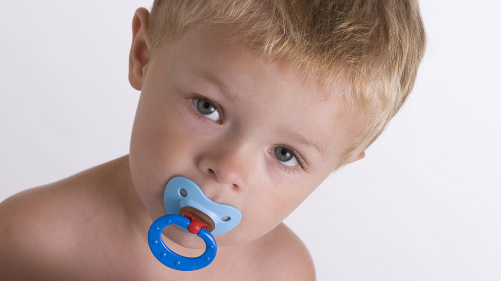 биберон залъгалка как да откажем детето