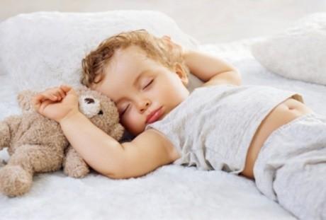 дете сън