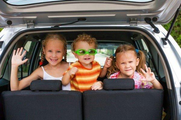 путуване с деца