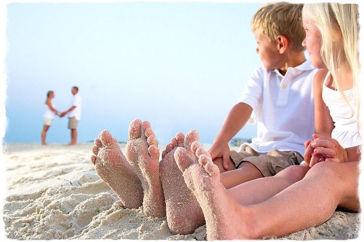 семейни снимки идеи лято плаж1