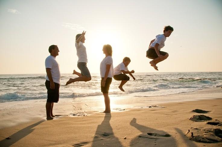 семейни снимки идеи лято плаж3