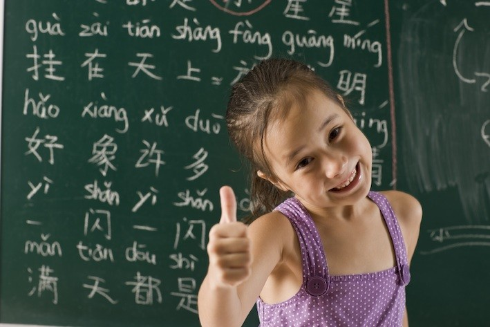 частно китайско училище
