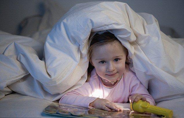 дете трудно заспиване приспиване