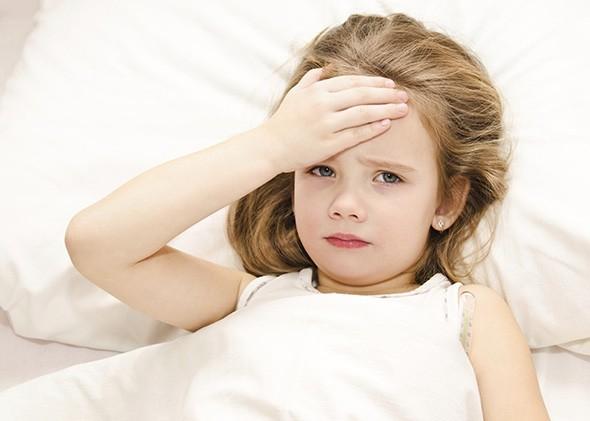 настинка грип дете