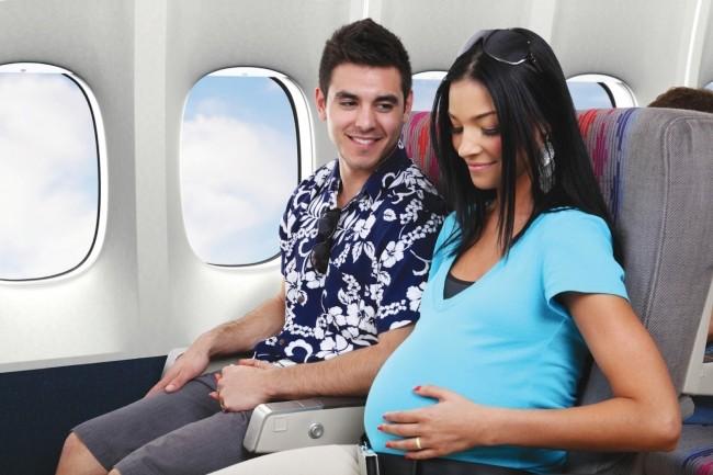 бременност пътуване със самолет