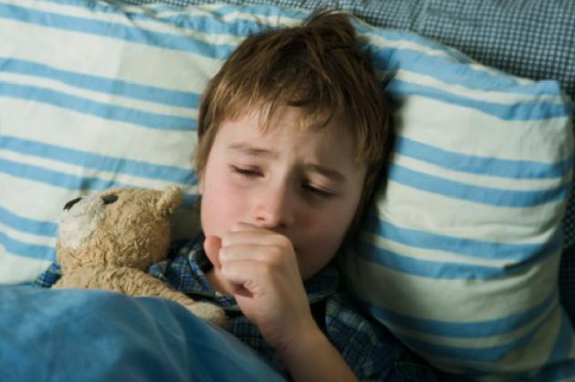 кашлица дете