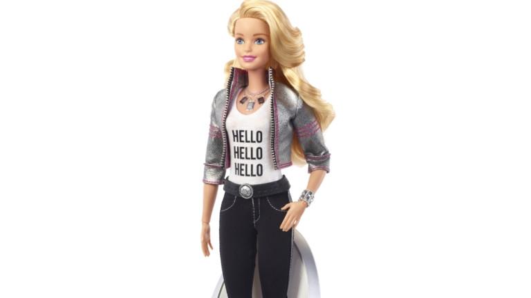 умна кукла барби