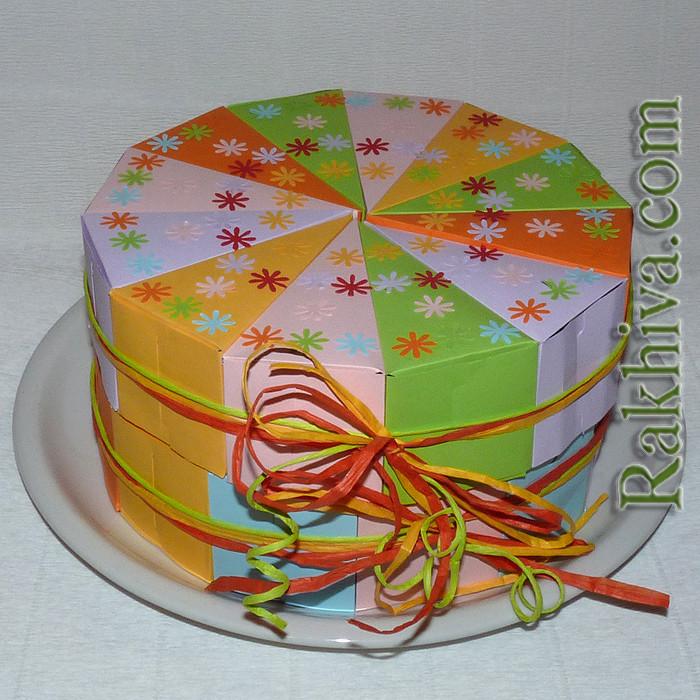 хартиена торта