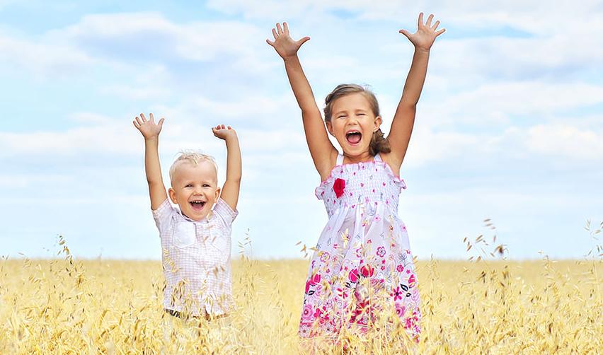 11 признака, че детето ви е щастливо - Списание Родител - Roditel.bg