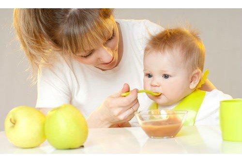 бебешки пюрета домашни