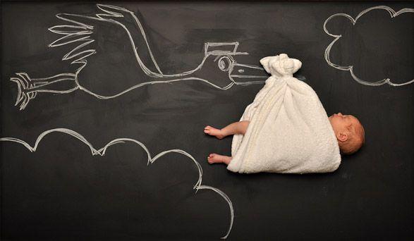 идеи бебешка фотосесия 7