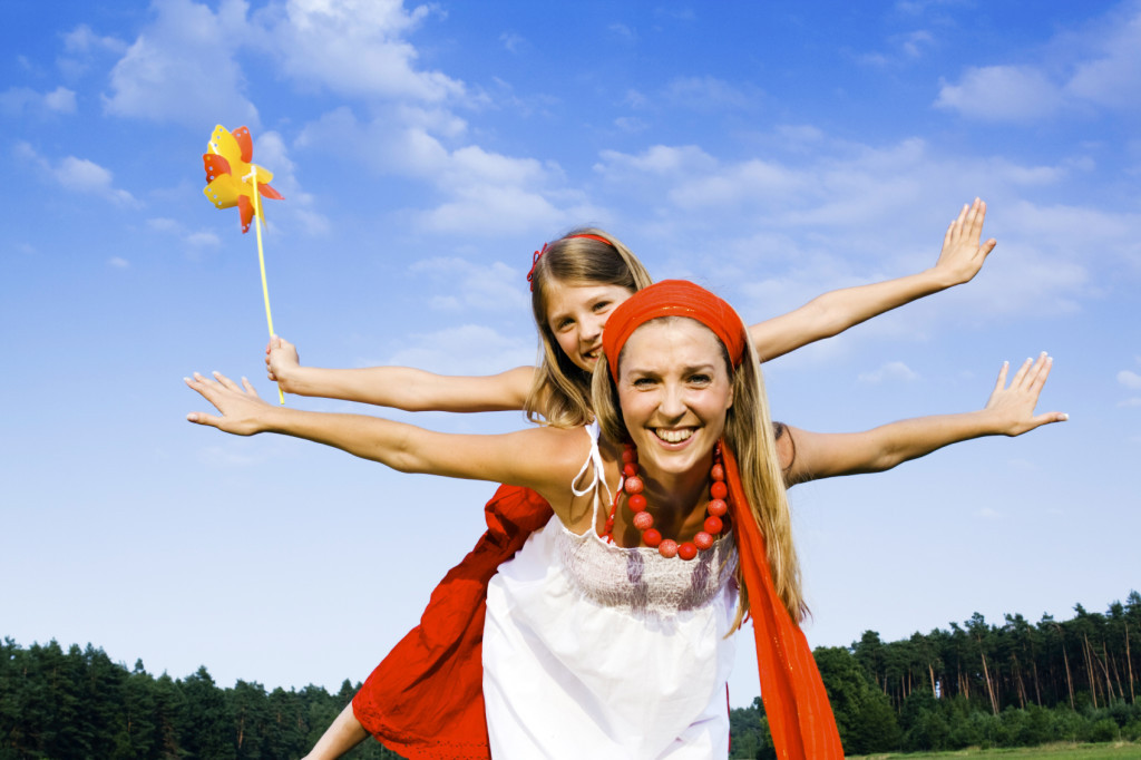 майка и дъщеря 14
