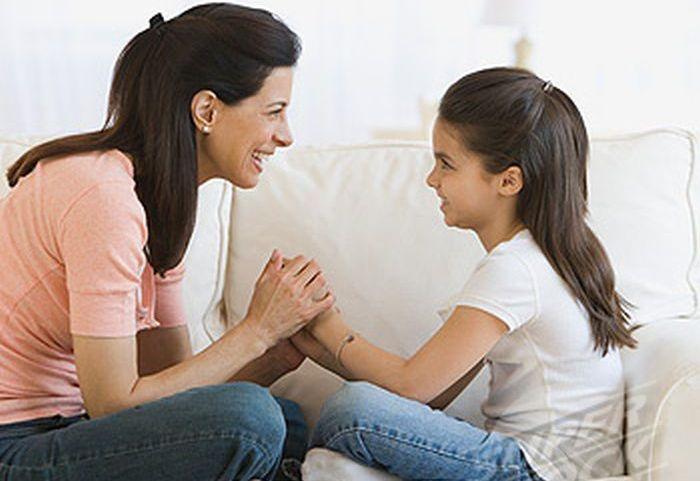 общуване дете родител
