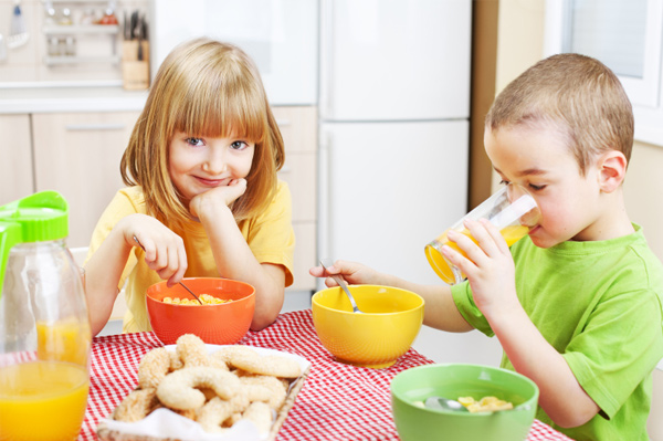 деца идеална закуска
