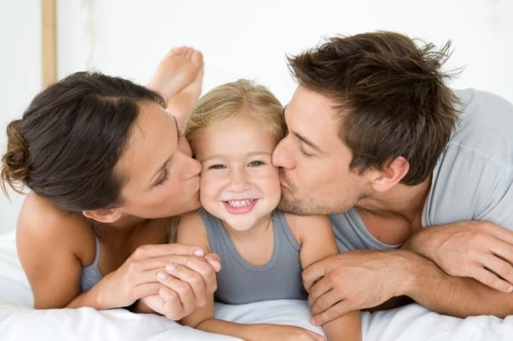 деца родители любов