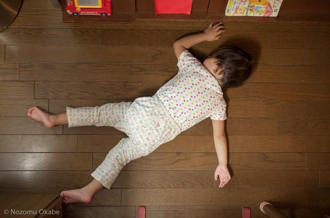 забавни снимки спящи деца15