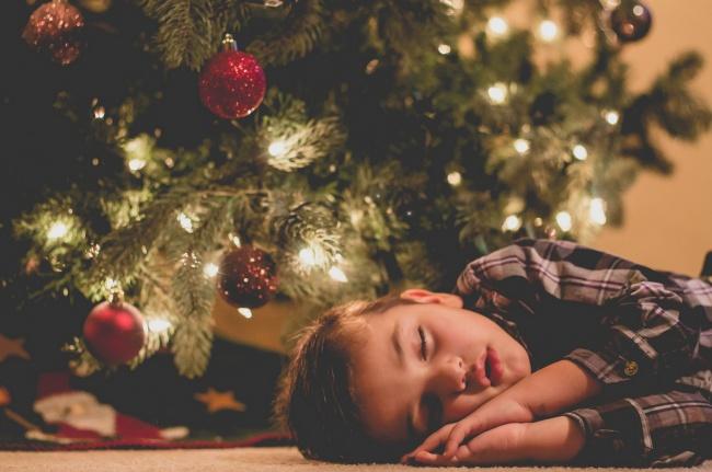 забавни снимки спящи деца5