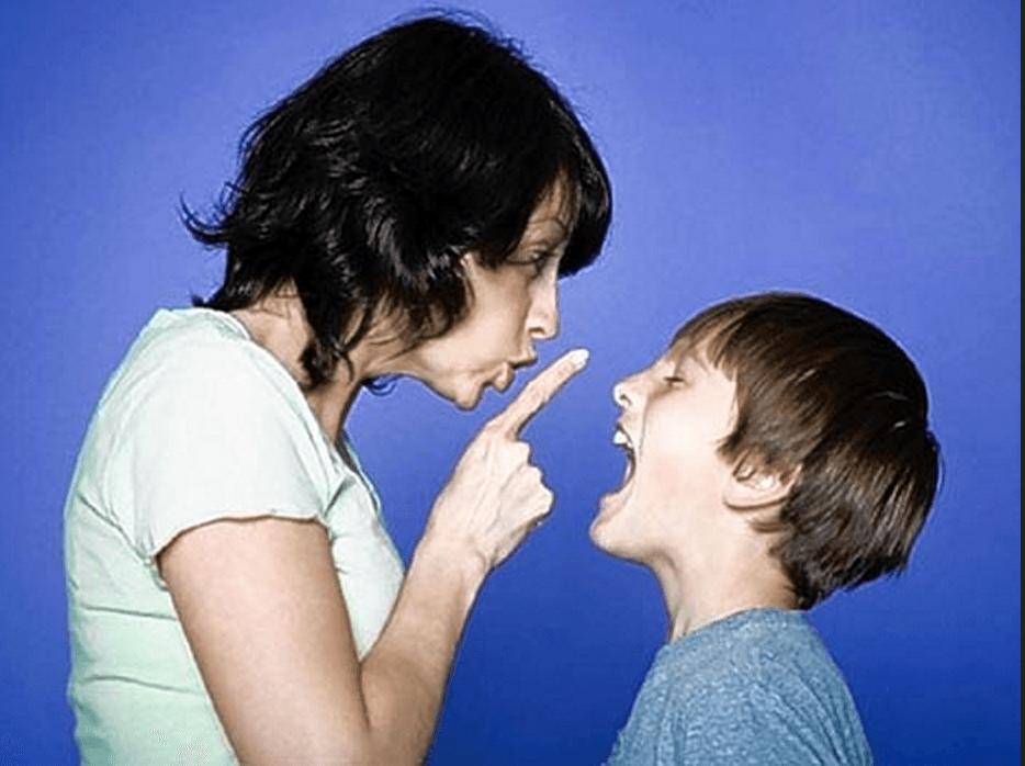 родител дете викове наказания