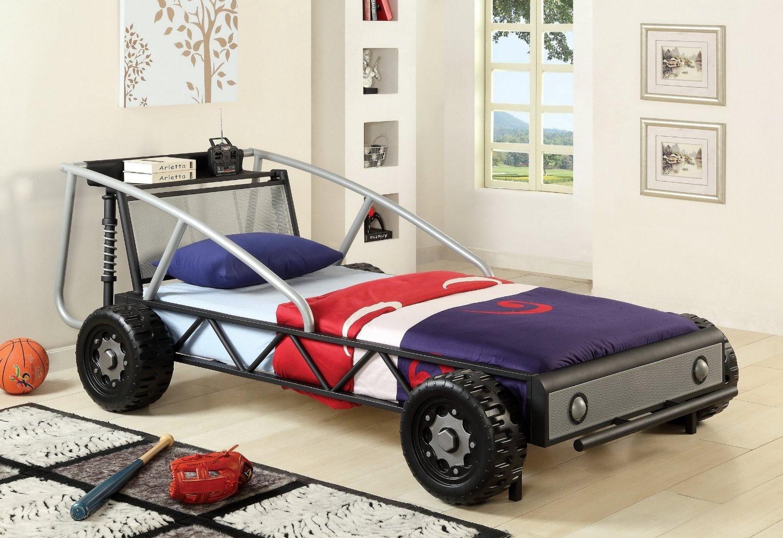 идеи детска стая легло кола1