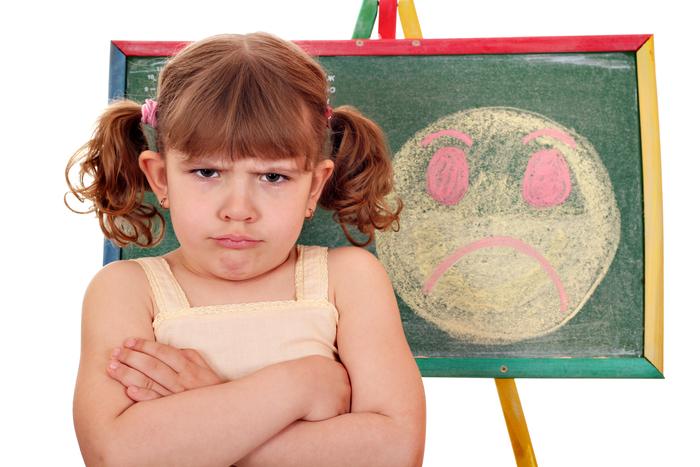 ядосано дете