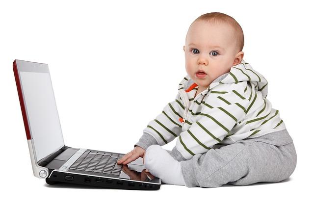 дете компютър таблет