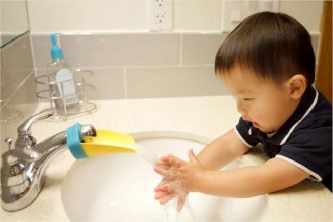 креативни изобретения баня дете1