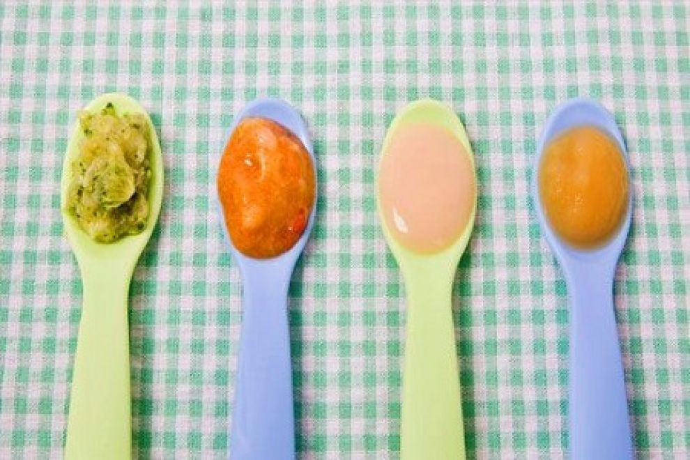 забранени храни захранване бебе
