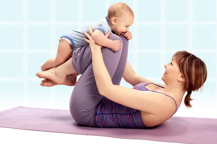 бебе гимнастика